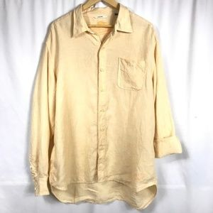 Tommy Bahama Relax Linen Button Front Shirt